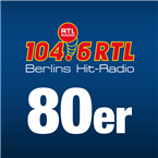 104.6 RTL Best of the 80s